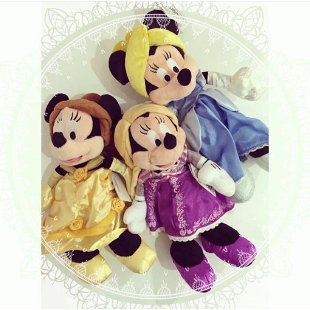 Disney original Minnie Mouse