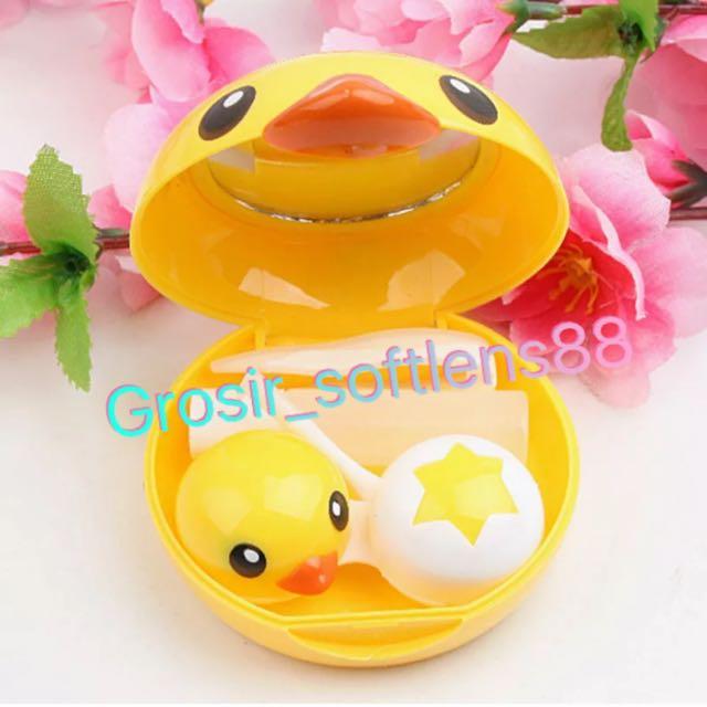 Duck Softlens Case
