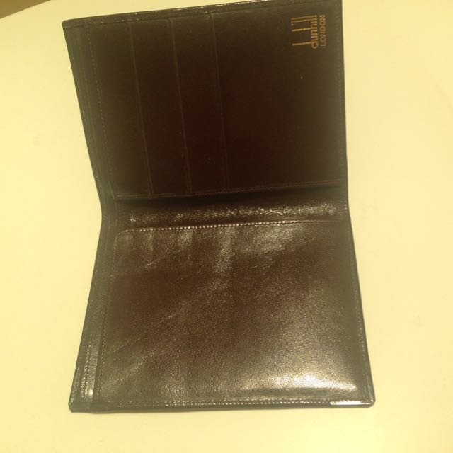 Dunhill London Wallet