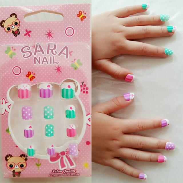 Fake Nails Fashion A46