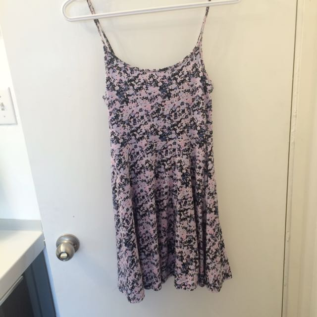 Floral H&M Summer Dress
