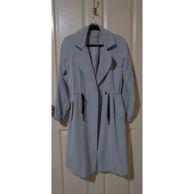 FORCAST Drawstring Parker Coat 8