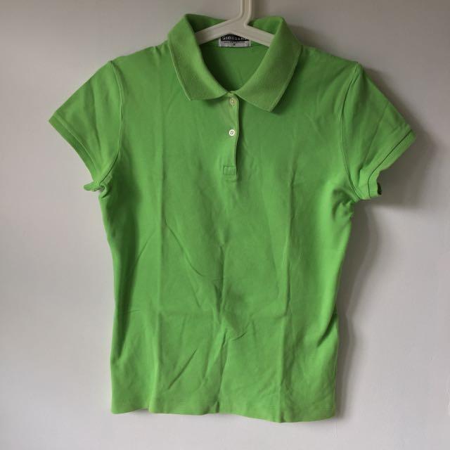 Giordano Green Poloshirt