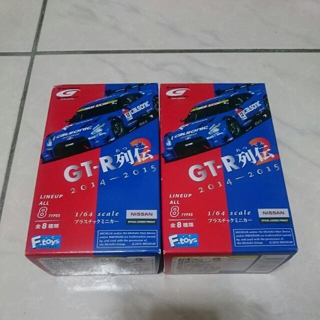 GT-R賽車模型