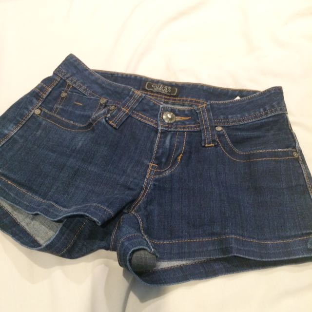 Guess Blue Short Pants