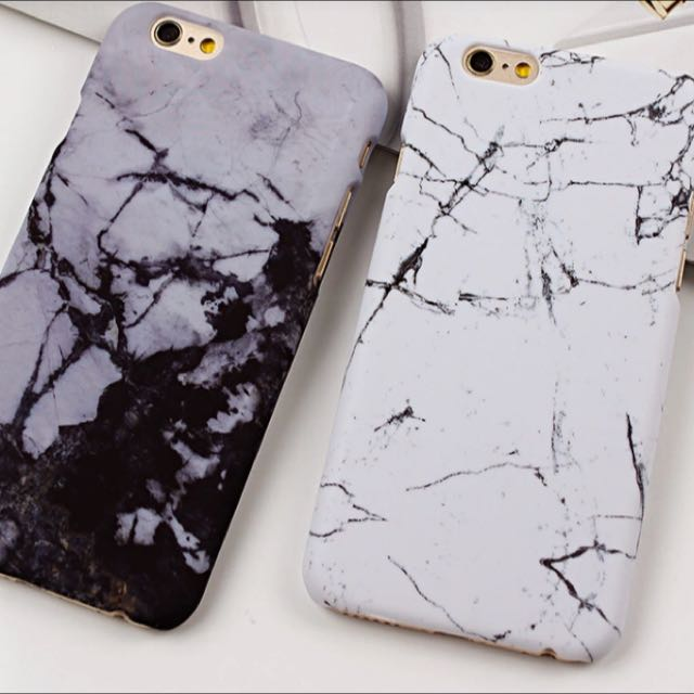 Hard Impact Marble Cases Suitable for iPhone 6/6s/7