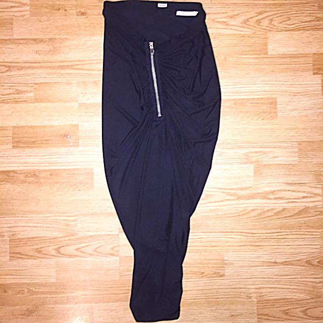 Hi-lo Ruched Skirt