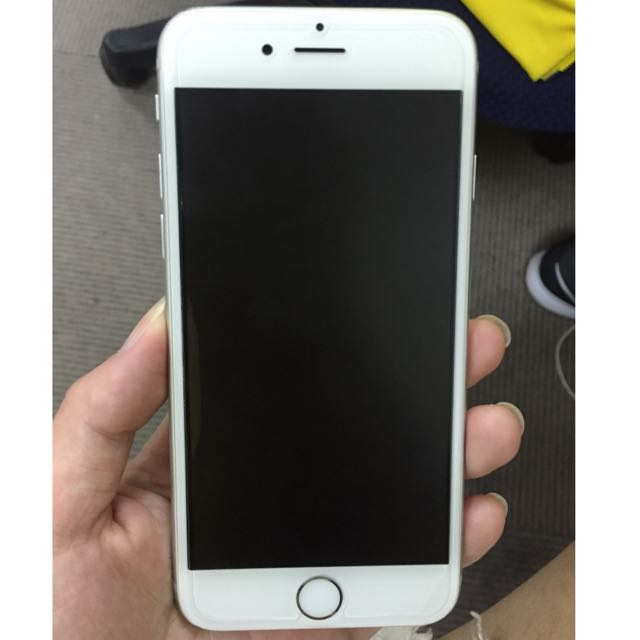 Iphone6 16G 銀