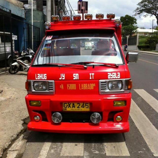Jeepney Auto Accessories Others On Carousell