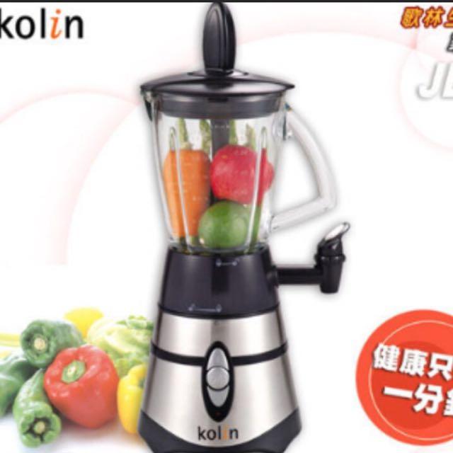 kolin全營養生機調製機(JE-R200)