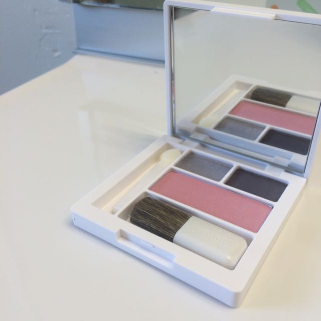 Limited Edition Clinique Eyeshadow/blush Palette