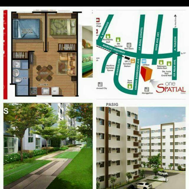 Mid - Rise Condo. For Rent Futura Homes Value Homes Of FILINVEST