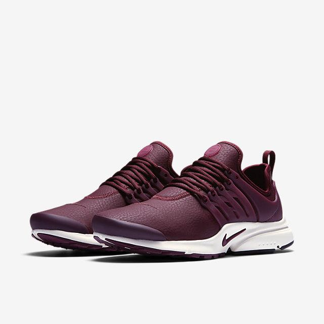 8b7b5fd0c355 ... denmark nike air presto premium women night maroon sail night maroon  sports sports games equipment on