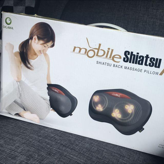 Ogawa Mobile Shiatsu