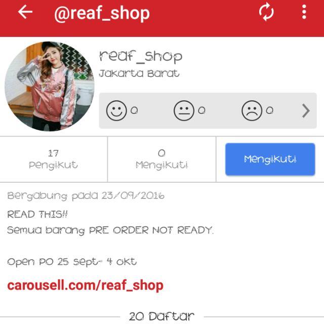 Online Shop Penipu..