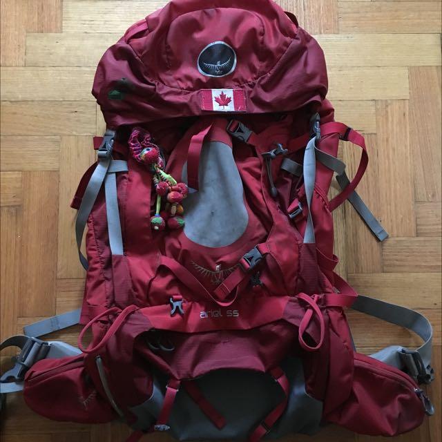 Osprey Ariel 55 Backpack
