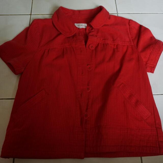 Red Blazer (Brand : Jackpot)