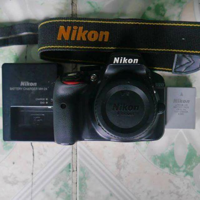 RUSH!!! Nikon D3300