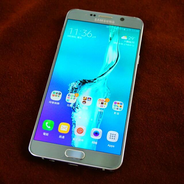 Samsung Note 5 64GB Titanium 鈦銀色