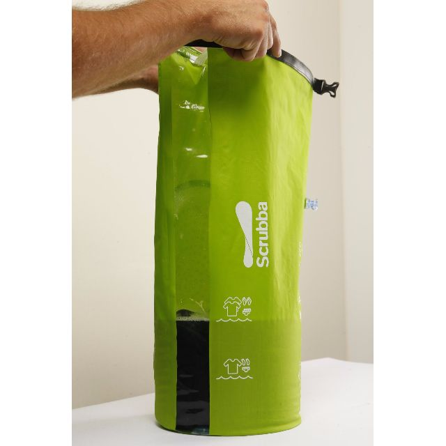Scrubba Portable Travel Laundry System Wash Bag