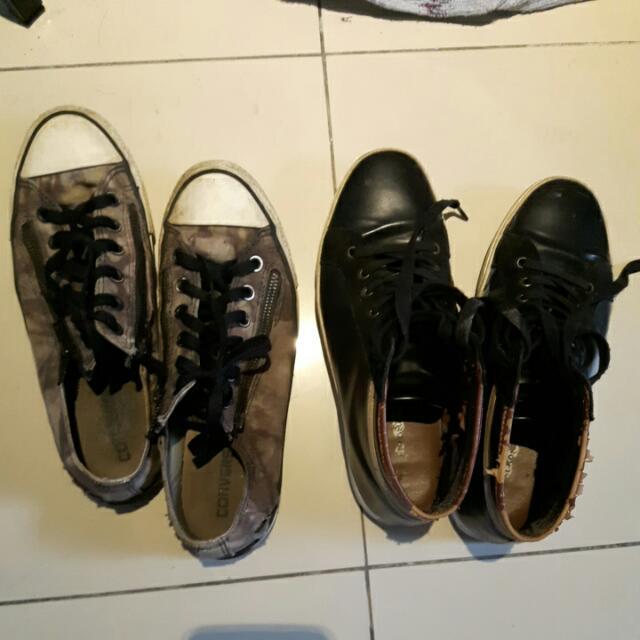 Sepatu Yongky