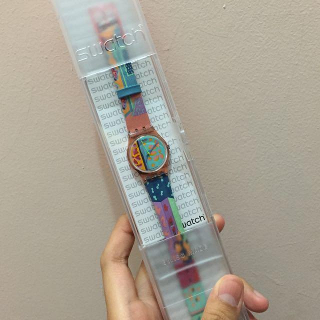 Swatch / Jam Swatch
