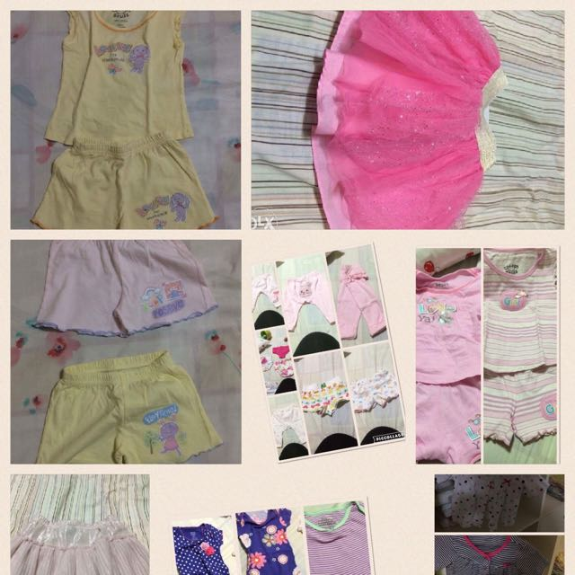 Take All Baby Girls Clothes Shoes