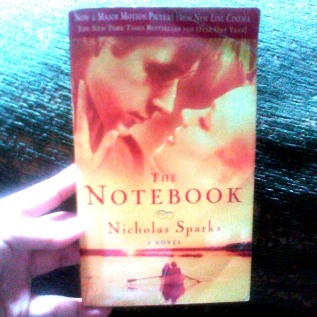 The Notebook (Nicholas Sparks)