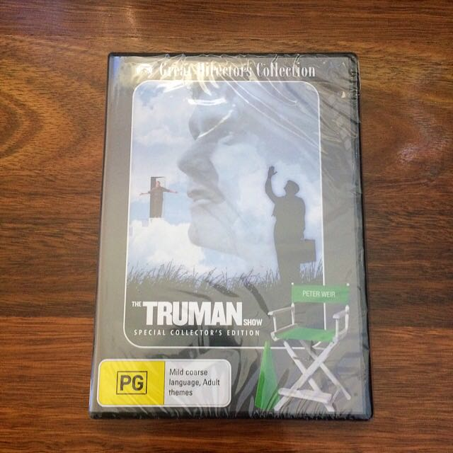 Truman Show DVD special Collectors Edition