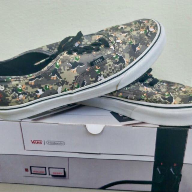 9f7bdc9b1a Vans X Nintendo