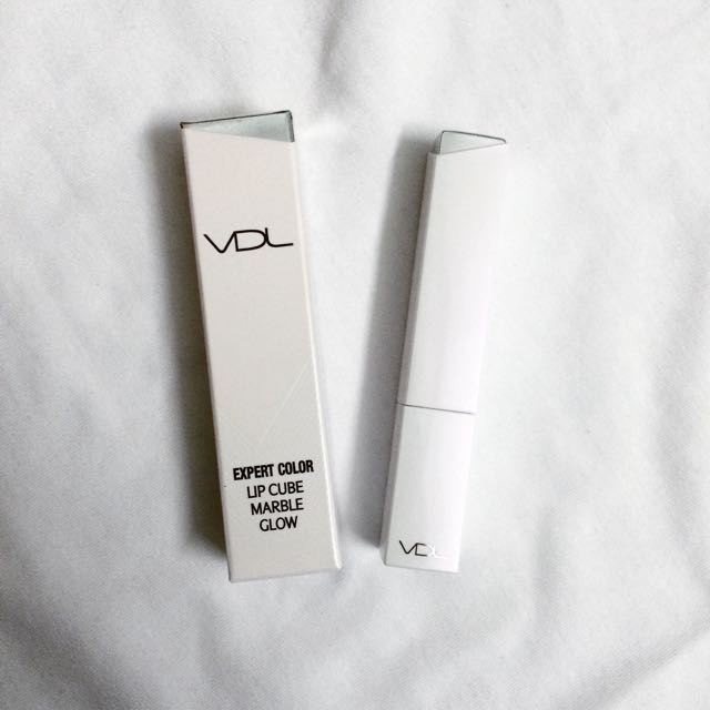 VDL Marble Cube Lip Glow