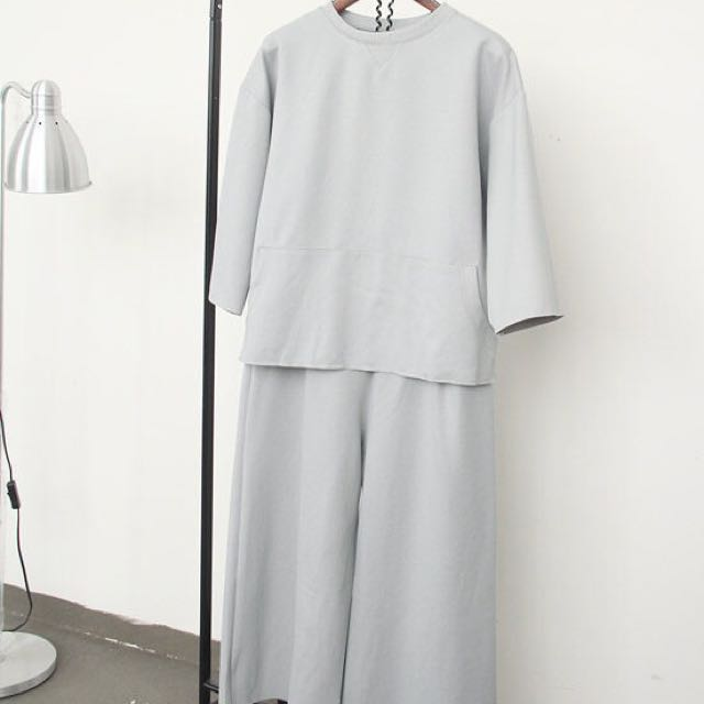Women Top+ Pants Suit