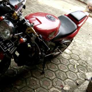 Honda CBR 400 NC23