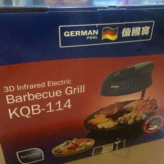 新肥媽德國寶光波燒烤爐