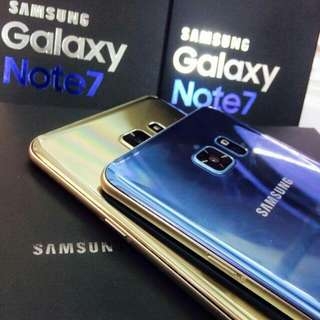 Samsung Galaxy Note 7 Edge Curve (Brand New)