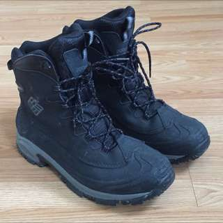 Columbia Men Winter Boots Size 11