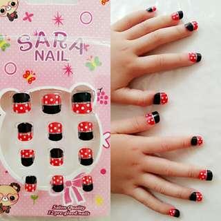 Fake Nails Fashion A48
