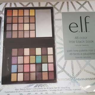 ELF 48 color little black book eyeshadows