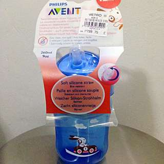 Avent Straw Sippy Cup