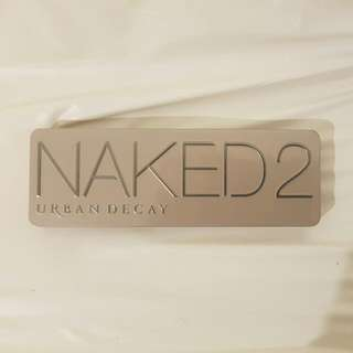 Urban Decay Naked 2 Pallette