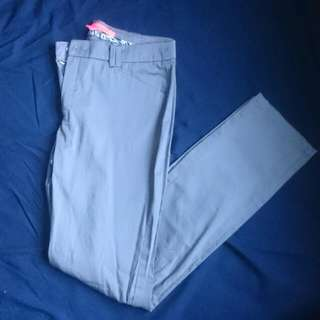 Mango Cotton Pants Size 40