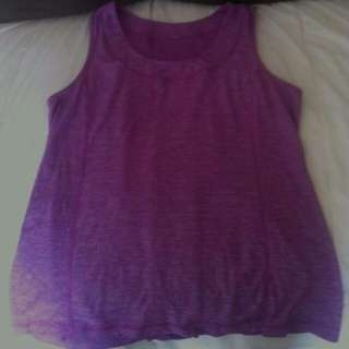 Lululemon Tank Top. Large. $15