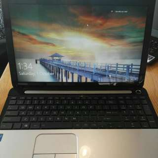Laptop with free charger