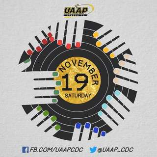 UAAP CDC 2016 Tickets
