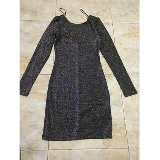 Dress Sparkling H&M