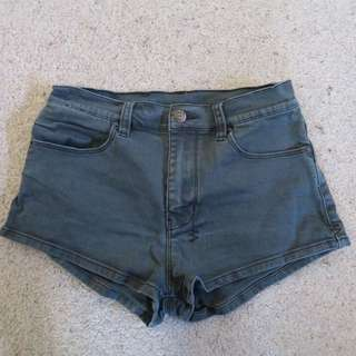 KSUBI Denim Shorts 26 8