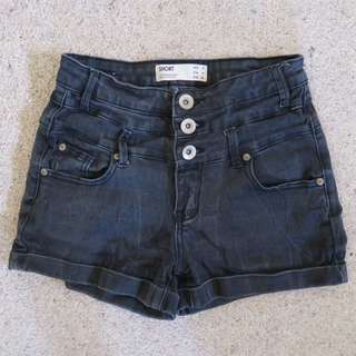 COTTON ON High Waist Shorts 8