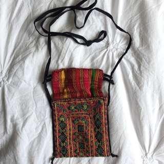 Small Hippy Bag Long Strap