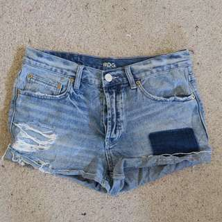 BDG Denim Cutoff Shorts 8