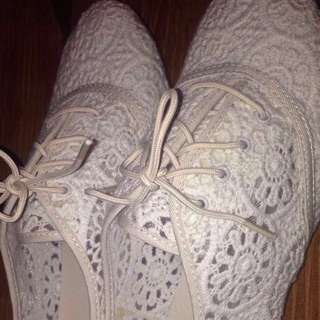 Brand New Lace Oxford Shoes
